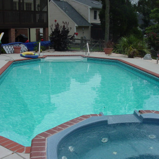 Vinyl Pool Installer | Concord, NC | Breckner Industries ...